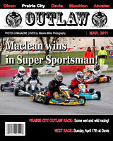 OUTLAW Mag. Cover